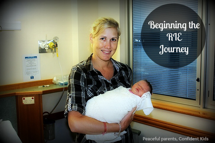 Beginning The RIE Journey ~ Peaceful Parents, Confident Kids