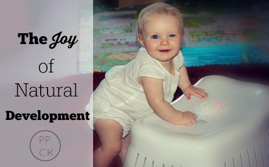 The Joy of Natural Development