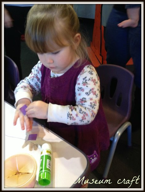 Museum craft ~ Peaceful Parents, Confident Kids