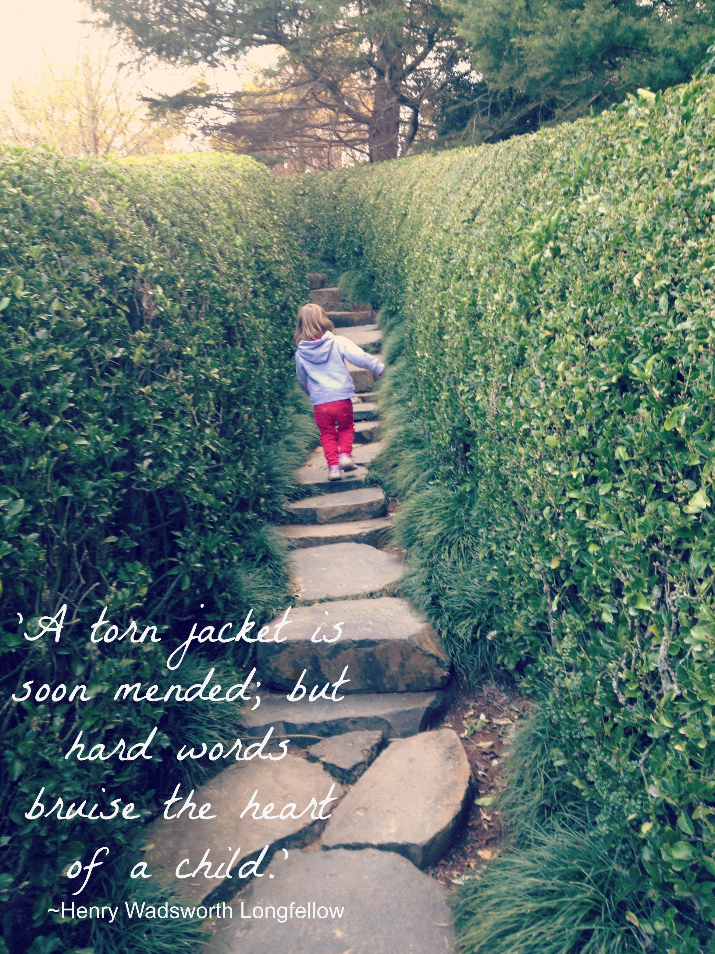 RIE parenting lesson