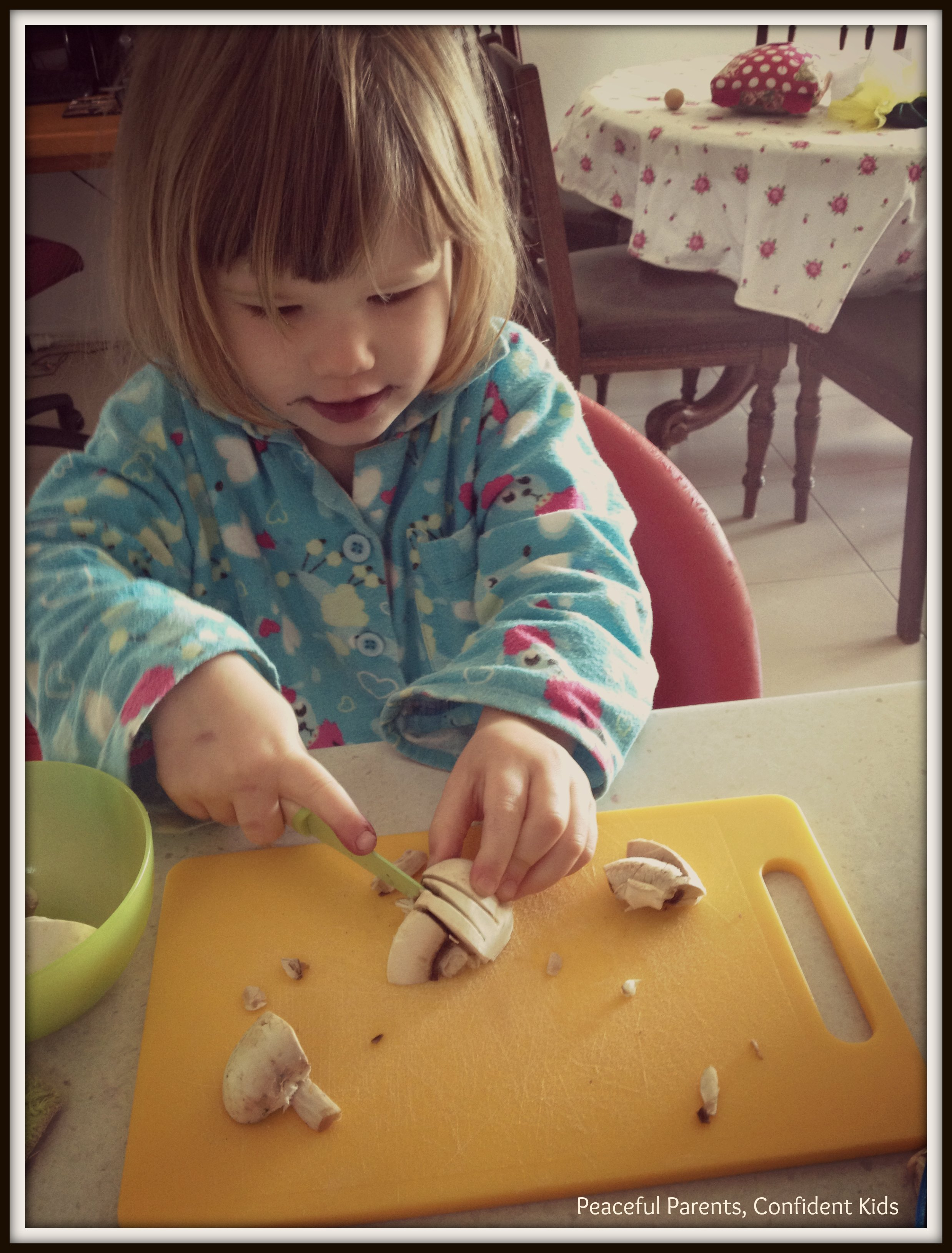Finding a Peaceful Way to Prepare Dinner - Peaceful Parents, Confident Kids
