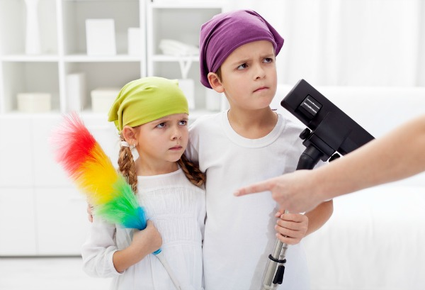 Image result for toddler doing chores