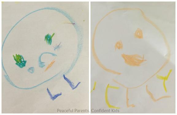 Emotion drawing